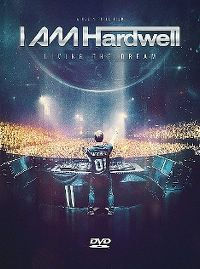 Cover Hardwell - I Am Hardwell - Living The Dream [DVD]